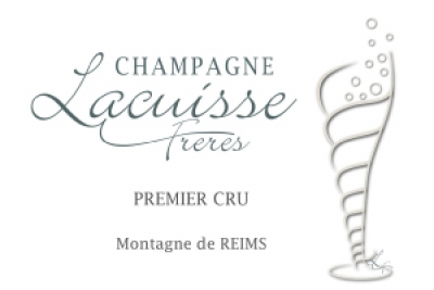 Logo Champagne Lacuisse Frères